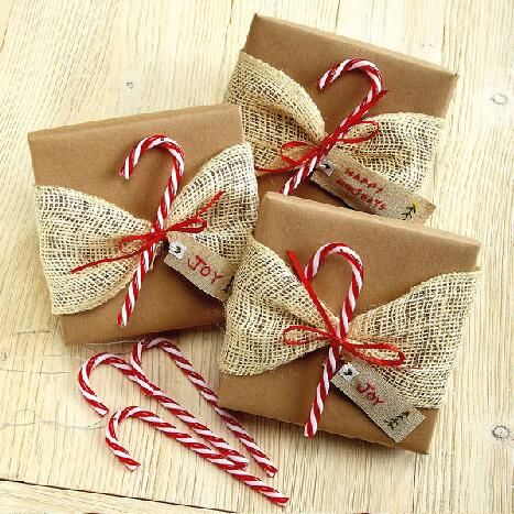 kraft paper gift wrapping ideas sunday click